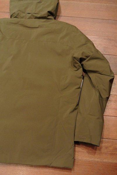 画像3: ARC'TERYX アークテリクス Koda Jacket コダ ジャケット(Moss/M) 新品