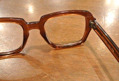 画像3: 80年代製 デッドストック USS MILITARY EYEGLASEES GI GLASSES アメリカ軍 眼鏡 メガネ(48-20)Birth Control Glasses