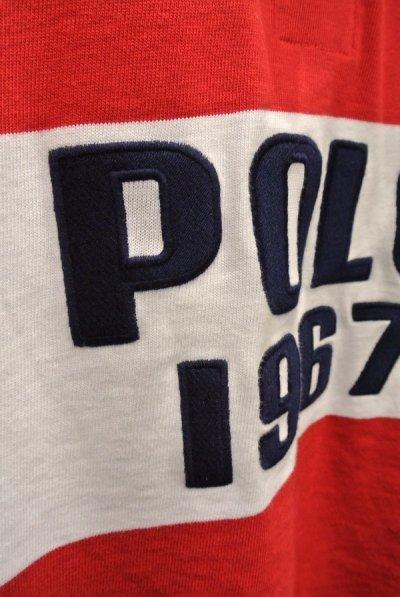 """画像3: ポロラルフローレン ロゴラグビーシャツ """"1967"""" ラグビージャージ  (M) 新品 並行輸入"""