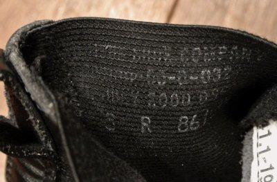 画像3: 2000年 Deadstock デッドストック U.S NAVY Molders Shoes USネイビー サイドゴアブーツ (8R)箱なし