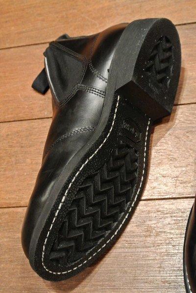 画像2: 2000年 Deadstock デッドストック U.S NAVY Molders Shoes USネイビー サイドゴアブーツ (8R)箱なし