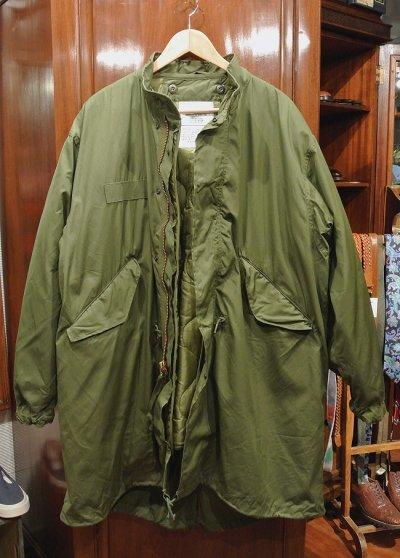 画像1: 【'83 ライナー付き】1974年 デッドストック U.S ARMY M-65 Field Parka COAT モッズコート 【MEDIUM】