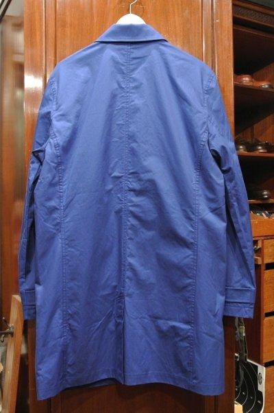 画像3: JACK SPADE (ジャックスペード) ステンカラーコート (BLUE/L) 新品 日本未発売 並行輸入 $398