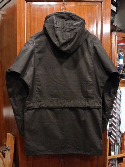 画像3: (USED) ArkAir Military Grade Smock MADE IN ENGLAND【Black/S】中古 イングランド製