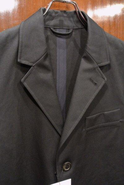 画像3: STUTTERHEIM (ストゥッテルハイム) KARLAPLAN ゴム引き コート(Black/S)新品 並行輸入