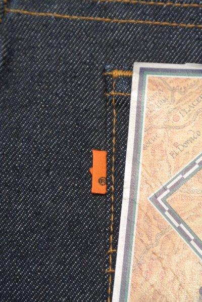 画像3: 1991年製 デッドストック Levi's リーバイス517 リジッドデニム ブーツカット アメリカ製 【 W31 L30 】