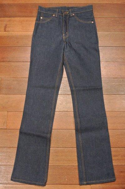 画像2: 1994年製 デッドストック Levi's リーバイス517 リジッドデニム ブーツカット アメリカ製 【 W30 L36 】