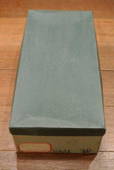 画像3: 60's デッドストック Deadstock INTERNATIONAL SHOE COMPANY レザーシューズ (Brown/7-D) 箱入り