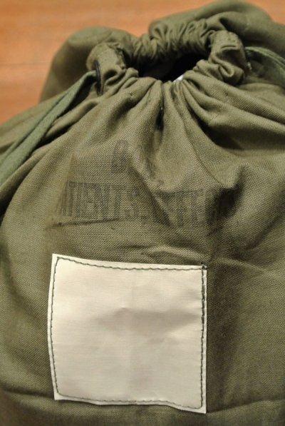 画像2: 【クリックポスト198円も可】 Deadstock U.S MILITARY Patient's Effects Bag デッドストック パーソナルエフェクトバッグ大