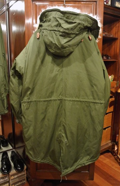 画像3: 【フルセット】70-80s デッドストック U.S ARMY M-65 Field Parka COAT モッズコート ライナー/フード付き【MEDIUM】