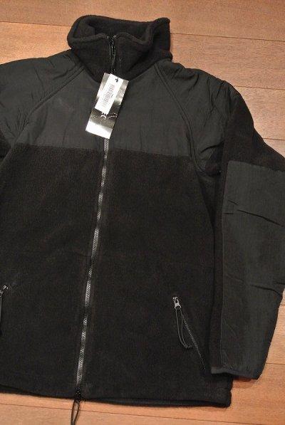 画像2: デッドストック U.S ARMY 米軍 ECWCS LEVEL3 GEN2 フリースジャケット(Black/M)