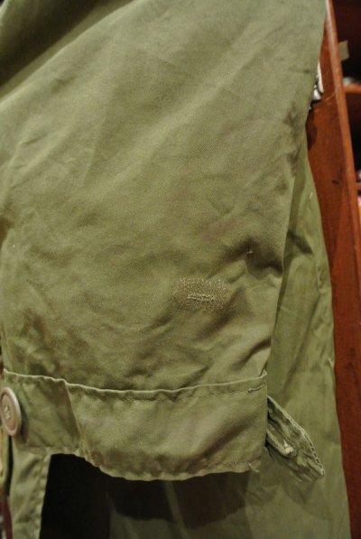 画像3: (USED) 70s U.S ARMY M-65 Field Parka COAT モッズコート ライナー付き【SMALL】ビンテージ ユーズド