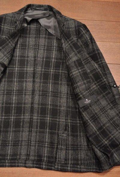 画像3: 新品 Tiger of Sweden ウールジャケット (Black/Gray 48,50) ルーマニア製