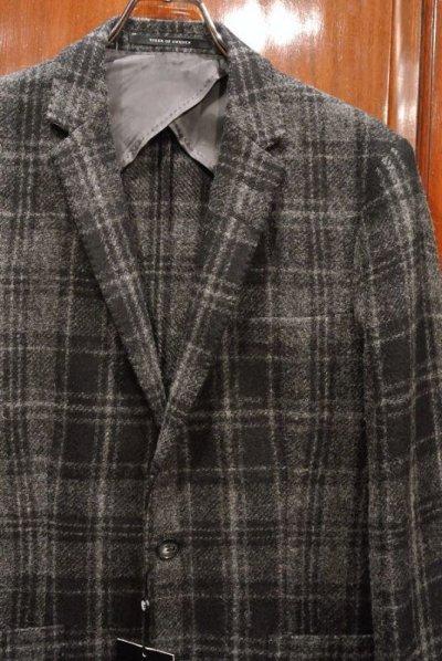 画像2: 新品 Tiger of Sweden ウールジャケット (Black/Gray 48,50) ルーマニア製