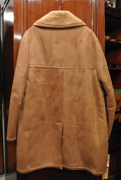 画像3: (USED) WOOLRICH Shearling Coat ウールリッチ ムートンコート (Brown/40) ビンテージ 中古
