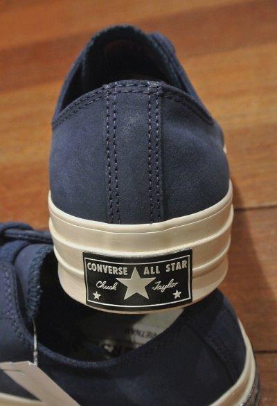 画像3: CONVERSE CT70 ヌバックレザー  (NAVY/US9.5/28cm ) コンバース チャックテイラー CT70 日本未発売 新品