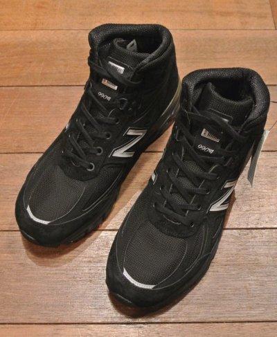 画像2: NEWBALANCE MO990 v4 Made in USA 【BLACK/ 10-D 】ニューバランス アメリカ製 新品 箱無し