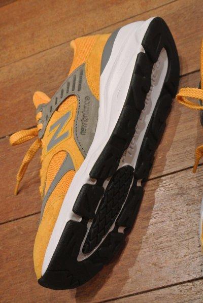 画像3: NEWBALANCE x90【MUSTARD YELLOW/ 9-D 】黄色 ニューバランス 新品 箱無し