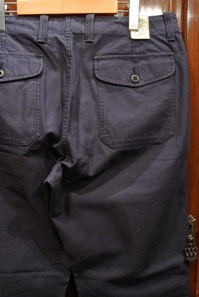 画像3: WALLACE & BARNES by J.Crew コットンツイル パッチポケット カーゴパンツ (NAVY/W32 L32) ウォレス&バーンズ 新品 並行輸入