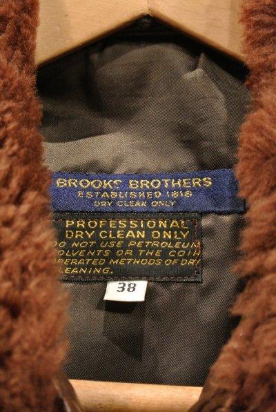 画像2: USED/VTG 80s BrooksBrothers ブルックスブラザーズ G-1 ジャケット アメリカ製 (38) 中古 ビンテージ