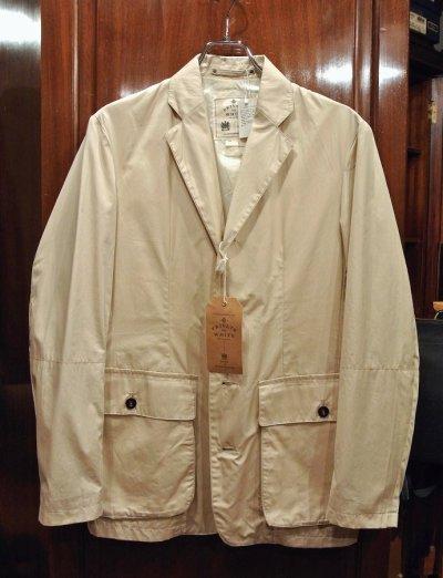 画像1: Private White V.C. POPLIN COMBAT BLAZER プライベートホワイト コットンポプリン ジャケット イングランド製【3】新品