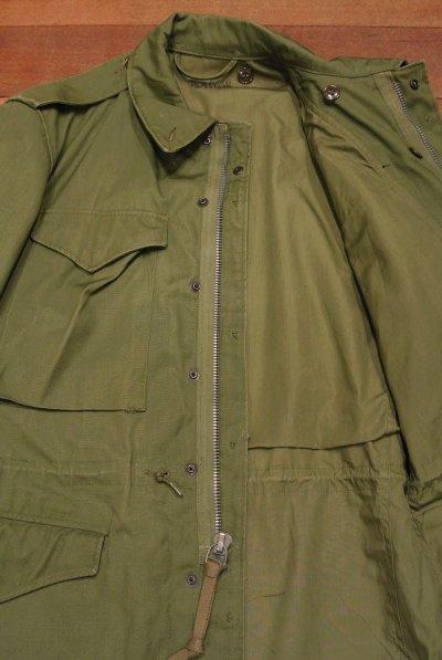 画像3: 50s U.S.ARMY M-51 フィールドジャケット(S-REGULAR) 中古 ビンテージ