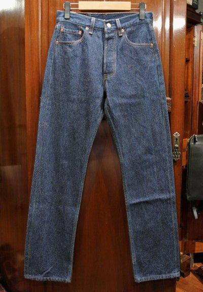 画像1: (USED) 90s Levi's リーバイス 501 アメリカ製 (表記W28  実寸W27) 97年製 中古 ビンテージ