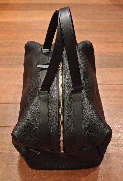 画像3: GLOBE TROTTER グローブトロッター Propellor Overnight Bag レザー2WAYバッグ(Black) 新品 イングランド製 定価253000 70%OFF