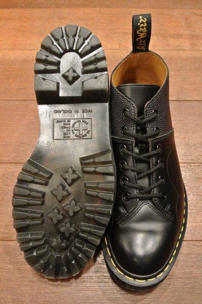 画像3: 【1回着用USED】エンジニアドガーメンツ×ドクターマーチン イングランド製 コンビ アシンメトリー CHUECH (SMOTH+PEBBLE/UK7/26-26.5cm) Engineered Garments×Dr.Martens