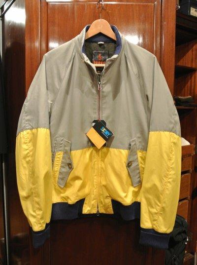 画像1: 新品 BARACUTA バラクータ G-9 ツートーン【Beige*Yellow/44】モルドバ製 並行輸入