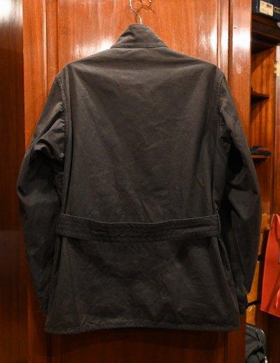 画像3: USED Barbour INTERNATIONAL JACKET SL インターナショナル オイルド ジャケット (BLACK/36) 中古 正規輸入品