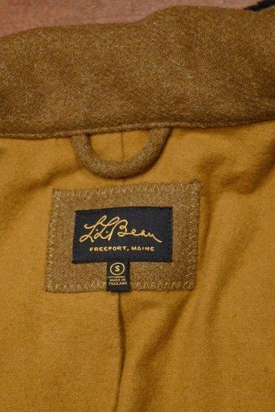 画像3: (EXCELLENT USED)L.L Signature L.Lビーン シクニチャー ウールメルトン フードコート(S) 中古
