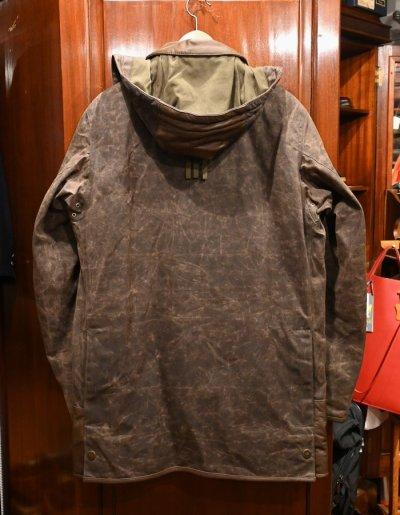 画像2: 新品 Barbour×adidas バブアー×アディダス Adiwick jacket (Brown/L) 海外限定 未使用品