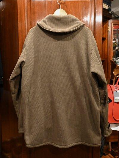 画像3: (EXCELLENT USED)DAY ONE CAMOUFLAGE デイワンカモフラージュ ハンティング フリースジャケット(OLIVE/L) アメリカ製