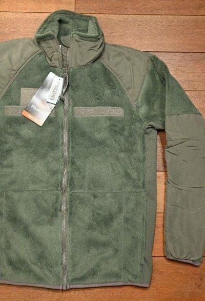 画像2: デッドストック U.S ARMY 米軍 ECWCS LEVEL3 GEN3 フリースジャケット(Foliage Green/ XS-REGULAR)