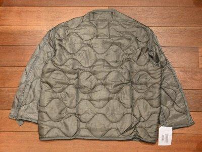 画像3: '04 Deadstock M65 フィールドジャケットのライナー (M - X-SHORT) 米軍 M65 デッドストック 未使用品