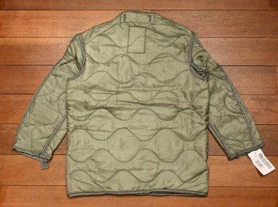 画像3: '04 Deadstock M65 フィールドジャケットのライナー (X-SMALL) 米軍 M65 デッドストック 未使用品