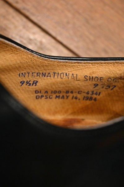 画像2: (EXCELLENT USED) 84年製 U.S NAVY INTERNATIONAL SHOE CO.社製 サービスシューズ 【9 1/2-R】