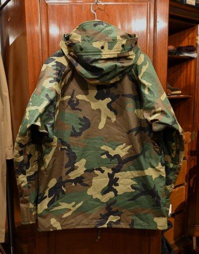 画像2: '02 Deadstock U.S.ARMY ECWCS GEN1 ゴアテックスパーカー デッドストック(M-Regular) ウッドランドカモ