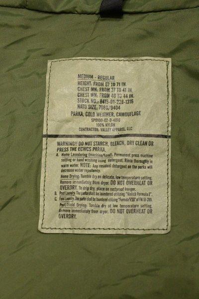 画像3: '02 Deadstock U.S.ARMY ECWCS GEN1 ゴアテックスパーカー デッドストック(M-Regular) ウッドランドカモ