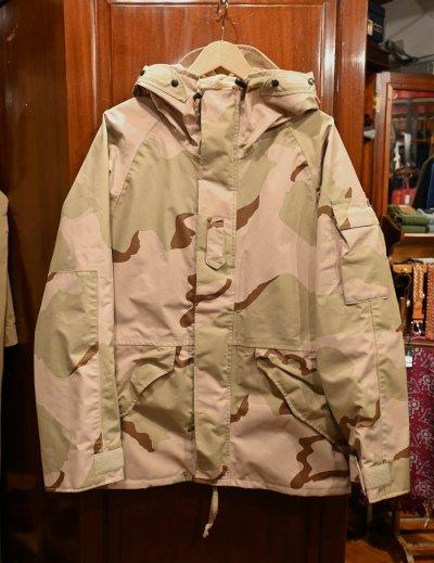 画像1: '00 Deadstock U.S.ARMY ECWCS GEN1 ゴアテックスパーカー デッドストック(M-Regular) デザートカモ