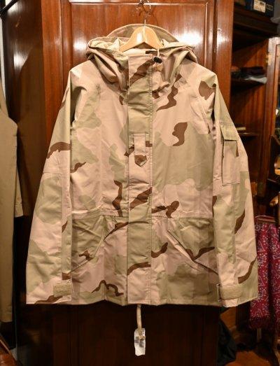 画像1: '04 Deadstock U.S.ARMY ECWCS GEN1 ゴアテックスパーカー デッドストック(M-Regular) デザートカモ