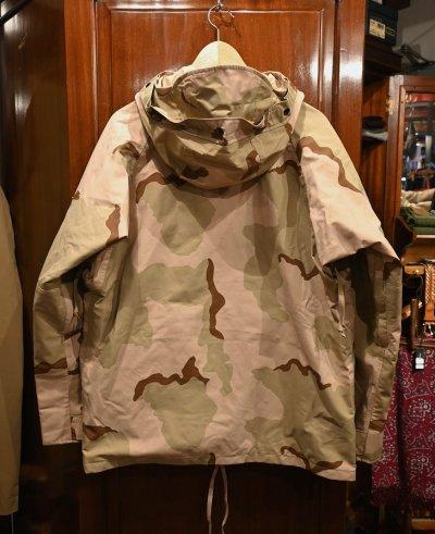 画像2: '02 Deadstock U.S.ARMY ECWCS GEN1 ゴアテックスパーカー デッドストック(M-Short) デザートカモ