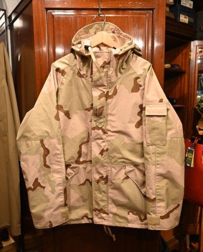 画像1: '04 USED U.S.ARMY ECWCS GEN1 ゴアテックスパーカー (L-Regular) ユーズド デザートカモ