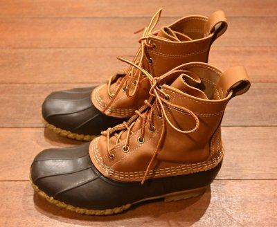 """画像2: (USED) L.L Bean Boots, 8"""" エルエルビーンブーツ 8インチ (〜27cmくらい) 中古"""