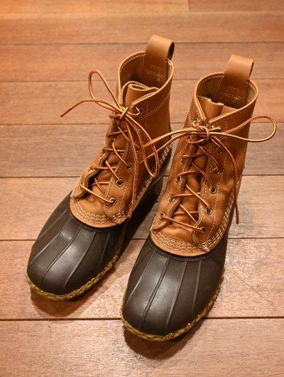 """画像1: (USED) L.L Bean Boots, 8"""" エルエルビーンブーツ 8インチ (〜27cmくらい) 中古"""