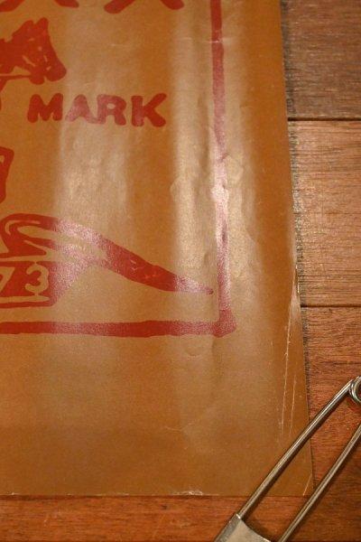 画像2: 70s Levi's リーバイス ポスター (パッチ) 559×737mm ビンテージ USED 中古