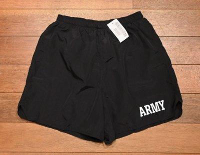 画像1: 【クリックポスト198円も可】Deadstock  U.S ARMY トレーニングショーツ トランクス(M) リフレクタープリント デッドストック