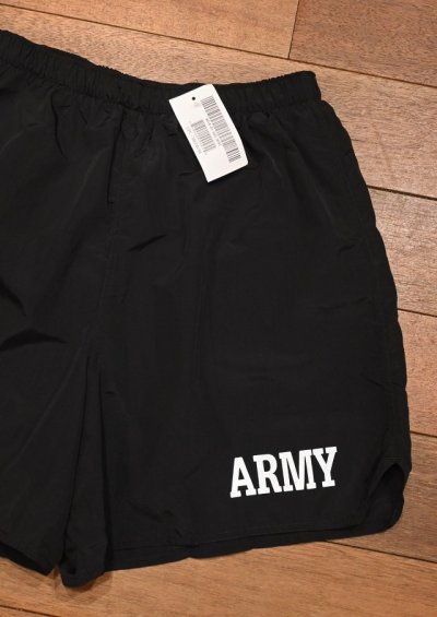 画像2: 【クリックポスト198円も可】Deadstock  U.S ARMY トレーニングショーツ トランクス(M) リフレクタープリント デッドストック
