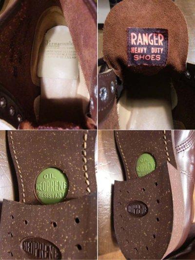 画像3: デッドストックRANGER 6インチワークブーツ